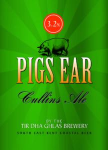pigs-ear