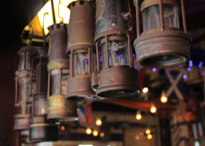 cullins mining lamps