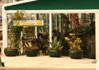cullins yard conservatory